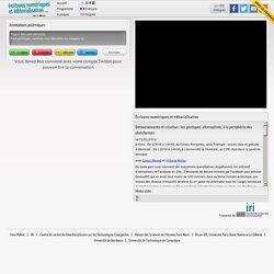 Écritures numériques et éditorialisation