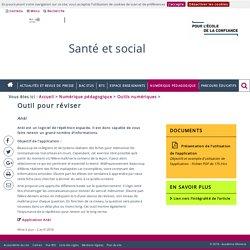 Santé et social- Sciences et techniques médico-sociales - Santé Environnement