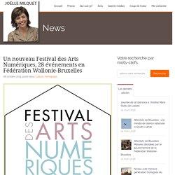 Un nouveau Festival des Arts Numériques, 28 événements en Fédération Wallonie-Bruxelles