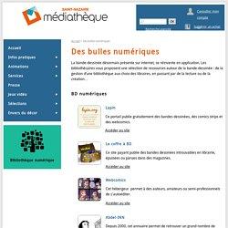 Médiathèque de Saint-Nazaire