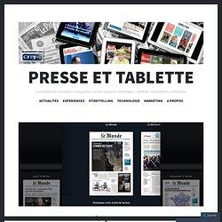 Les ventes numériques sauvent la presse