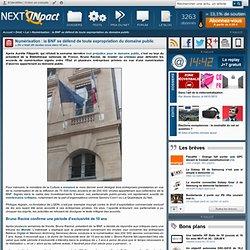 Numérisation : la BNF se défend de toute expropriation du domaine public