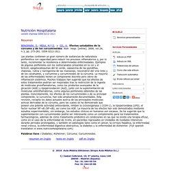 Nutr. Hosp. vol.24número3; Resumen: S0212-16112009000300003