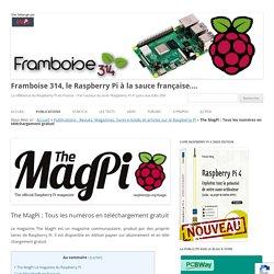 The MagPi : Tous les numéros en PDF - téléchargement gratuit
