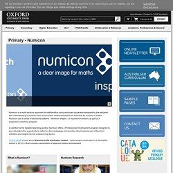 Numicon - Oxford University Press