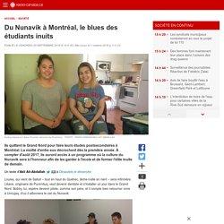 Du Nunavik à Montréal, le blues des étudiants inuits