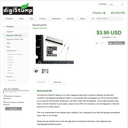 Nunchuck Kit - Digistump