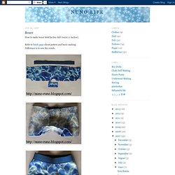Boys / Mens Boxer Shorts