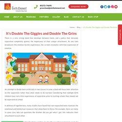 Nursery School Near Sector 29 Gurgaon - Best Primary School