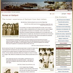 Gallipoli and the Anzacs