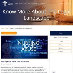 Nursing Home Abuse: Facts & Statistics