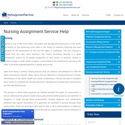 Need Nursing Assignment Help in Australia
