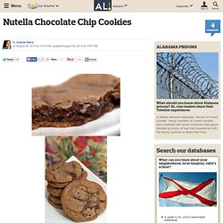 Nutella Chocolate Chip Cookies | al.com