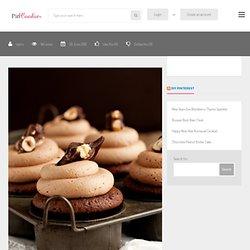 Nutella Cupcakes… « « Vippins.com Vippins.com