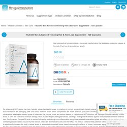 Buy Online Hair Growth Products For Men