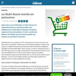 PROCESS 07/10/19 Le Nutri-Score monte en puissance