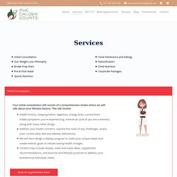 Nutrition Counseling And Online Diet Plan Services In India
