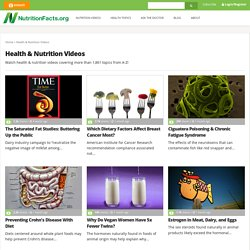 Health and Nutrition Videos