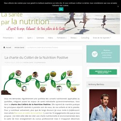 La charte du Colibri de la Nutrition Positive - Articles Santé