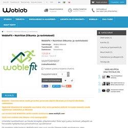 WobleFit + Nutrition (liikunta- ja ravintotesti)