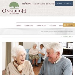 Nutrition Advice for Seniors to Promote Healthy Habits - Oakleigh Macomb