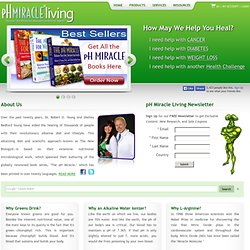 pH Miracle Living