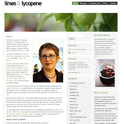 Limes & Lycopene - About Limes & Lycopene