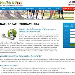 Naturopath Turramurra, Nutritionist, Chiropractic Turramurra