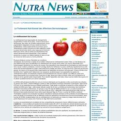 Le Traitement Nutritionnel des Affections Dermatologiques