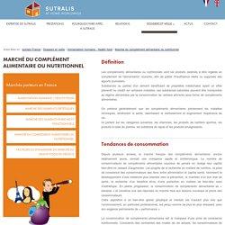 Marché du complément alimentaire ou nutritionnel # développement commercial en France