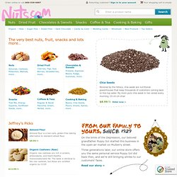 NutsOnline, now Nuts.com | Premium Bulk & Wholesale Nuts, Dried Fruits & Gift Baskets