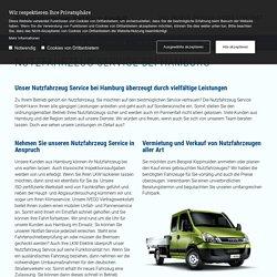 Nutzfahrzeuge Service GmbH in Bargteheide