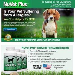 NuVet Plus®