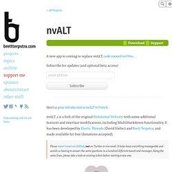 nvALT - BrettTerpstra.com