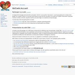 NVCwiki:Accueil