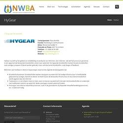 NWBA – HyGear