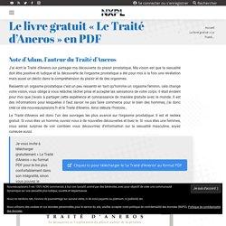 NXPL - Le Traité d'Aneros au format PDF
