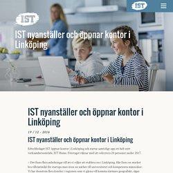 nyanställer och öppnar kontor i Linköping