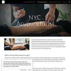 Contact NYC Acupuncturist Marc Bystock