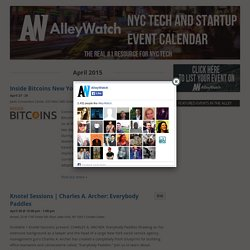 NYC Tech and Startup Events