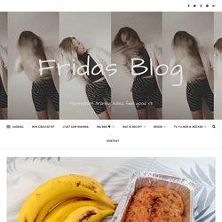 Recept på ett nyttigare bananbröd med pumpakärnor - Fridas Blogg