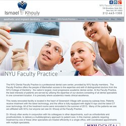 NYU Faculty Practice
