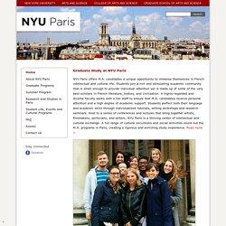 NYU Paris