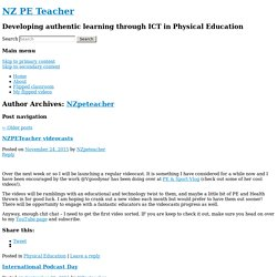 NZ PE Teacher