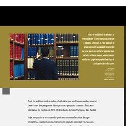O Brasil Judiciário