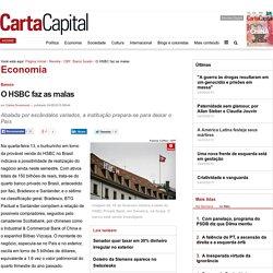 O HSBC faz as malas