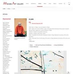 O JUN – MIZUMA ART GALLERY