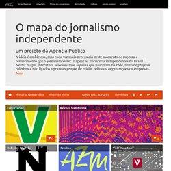 O mapa do jornalismo independente