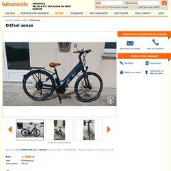 O2feel sense Vélos Manche - leboncoin.fr