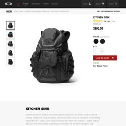 KITCHEN SINK BACKPACK | Oakley Store